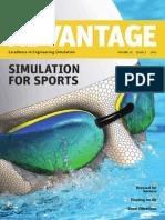 ANSYS Advantage V6 I2 2012