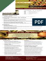 Church Bulletin for September 27 & 29, 2013