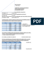 Matematica Financieraa