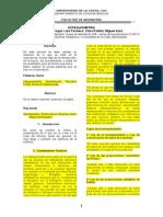 Informe Estequiometria