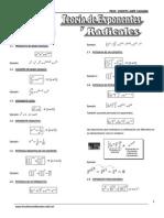 Exponentes y Radicales