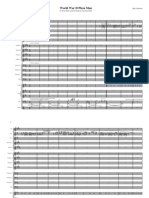 WWII Big Band Score
