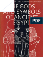 The Gods and Symbols of Ancient Egypt_1980