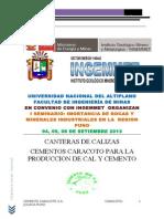 CANTERA DE CALIZAS PARA CEMENTO.doc