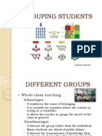 Unit 2-Grouping Students