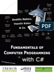 Fundamentals of Computer Programming with C# (by Svetlin Nakov & Co.)