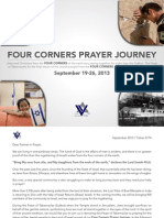 Four Corners Prayer Journey