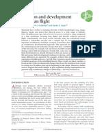 2012cooper et al wires development of bat flight