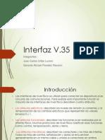 Redes 2 Interfaz v-35