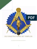 Os Construtores de Templos - Os Mormons e a Maçonaria