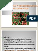 Microbiologia Dos Alimentos Introducao