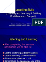 Ses 2- Counselling Skills