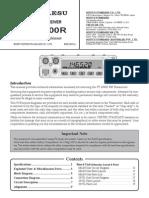 Yaesu FT-1900R Service Manual