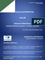 Hidraulica Automotiva - Atuadores Lineares