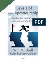 5 Levels of Entrepreneurship