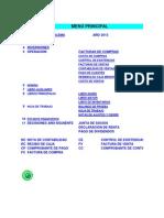 Contabilidad General en Excel 1