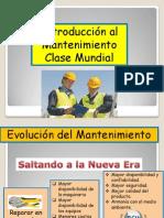 Introduccion Al Mantenimiengto Clase Mundial A