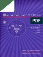 14154997 the New Hermetics 21st Century Magick for Illumination and Power
