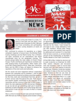 NCC Autumn '13 Membership Newsletter - Issue 4