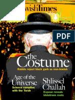 Jewish Times - Jan. 6, 2012