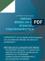 Unidad 5 Modelo de La Actualidad en Ft