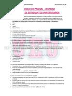 3er Modelo de Examen 1- APORTE UEU