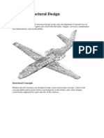 Aircraft Structural Design