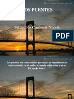 Puentes - VillalobosCardenasNervis