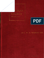 An Introduction to the History of the Assyrian Church 100-640 d.C. - Wigram