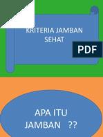 Jamban Sehat Dan Air Bersih-edit Dh
