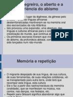 APRESENTAÇÃO GLISSANT_PUC
