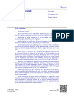 UNSC Draft Resolution