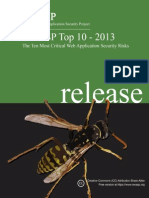 Owasp Top 10 2013 eBook