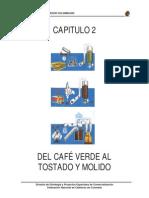 Vademecum Tostador Colombiano - 2 Tostado