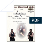 Special Edition in Escrima. Deadly Martial Art of Filippines