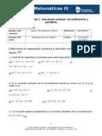 MIV-U2- Actividad 1. Secciones cónicas, circunferencia y parábola 100