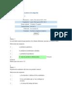 EVALUACIONES de Investigacion de Mercadosxxx