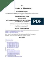 waite a e - the hermetic museum (260 pgs)