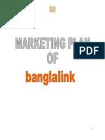 Marketing Plan of Bang La Link