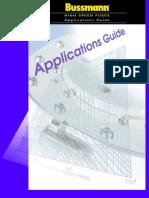 BUSSMANN Applications Guide Endelig (High Speed Fuses)