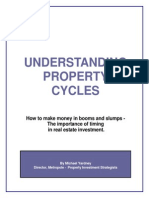 Understanding Property Cycles