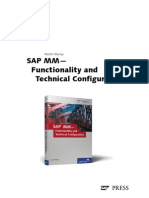 Sap Mm Functionality Technical
