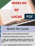 EVANGELHO DE LUCAS ESBOÇO