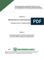 Modulo1 Proceso de Investigacion y Protocolo OPS