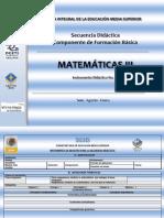 SD 1 - 7 (Matemáticas III)