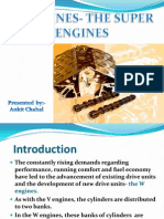 PPT for seminar on W Engine
