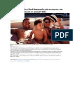 Jogador Dentinho e Dani Souza serão pais novamente
