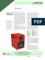 Speakerbox5 Test HifiCritic 1210