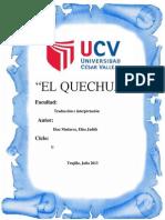 Historia Del Quechua 123