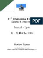 ReviewPapers 14 Internat Forensic 2004